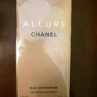AUTHENTIC ALLURE CHANEL