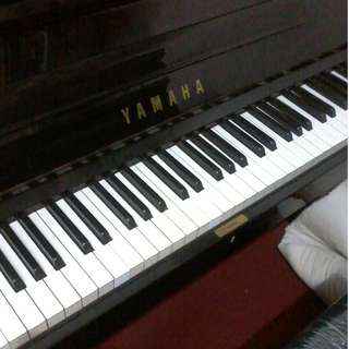 Yamaha Japan U1 Piano #1.7