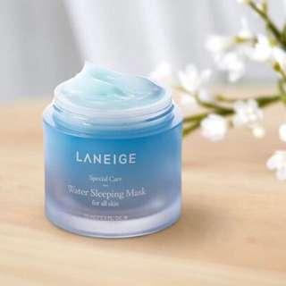 ☘️2 for $40 Mailed!💧Laneige Water Sleeping Mask 70ml
