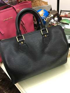 Louis Vuitton Speedy 25  Epi