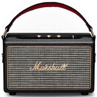 Marshall Kilburn Portable Speaker, Black