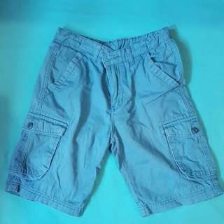 Bossini boys shorts (Like New)