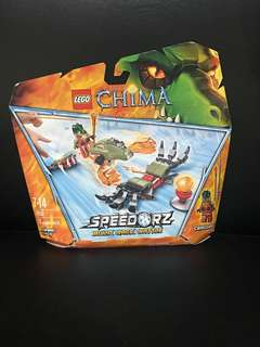 Lego 70150 Flaming Claws