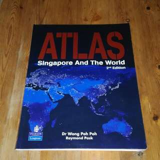 Atlas  Singapore And The World 2nd Edition