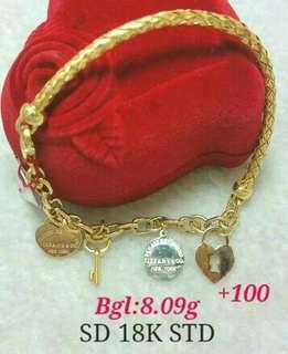 18k Bracelet