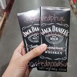 Jack daniel Chocolate liquor