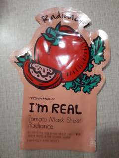 Tony Molly Sheet Mask (Tomato)