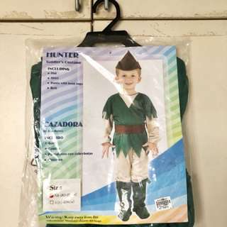 Toddler's Hunter Costume