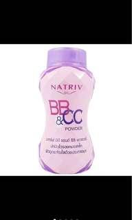 Natriv BB CC powder from thailand