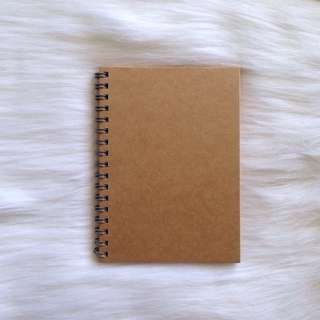 Dotted stationary notebook - mini