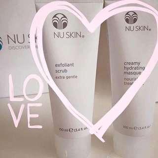 Nuskin Creamy Hydrating Mask