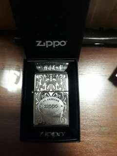 Zippo metalik