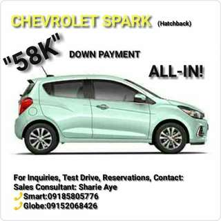 CHEVROLET SPARK (HATCHBACK)
