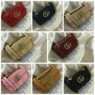 AUTH GUCCI Sling Bag