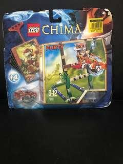 Lego 70111 Swamp Jump