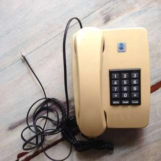 Telepon Generasi '90an - Telponnya Milea