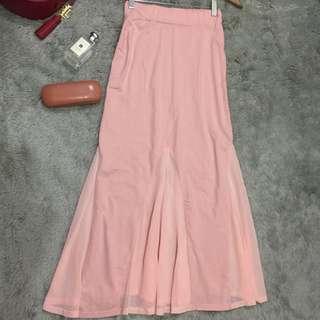 Classy Maxi Skirt