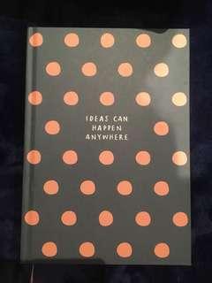 Kikki K Ideas notebook
