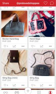 FOR SALE BAGS