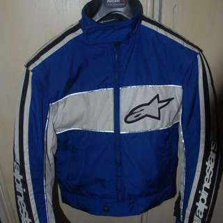 Re-priced! Alpinestars motorcycle riding jacket