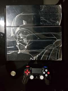 Ps4 Star wars Battlefront Limited Edition