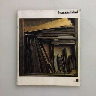1976 Hasselblad Booklet