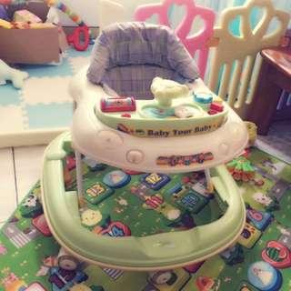 寶寶學步車
