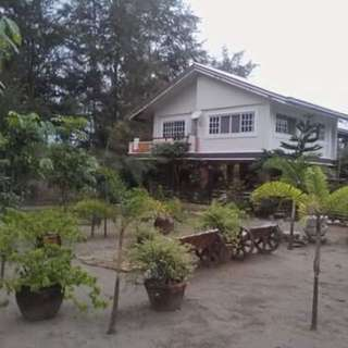 ZAMBALES BEACH HOUSE AND LOT