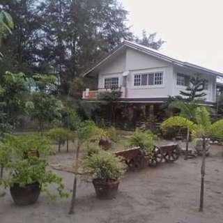 ZAMBALES BEACH HOUSE AND LOT