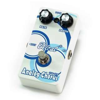 Belcat CHR-504 Analog Chorus Electric Acoustic Classical Guitar Effect Pedal Stompbox