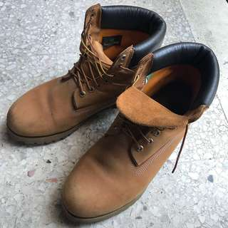 Timberland Boots (Authentic)