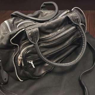 Alexander Wang leather handbag