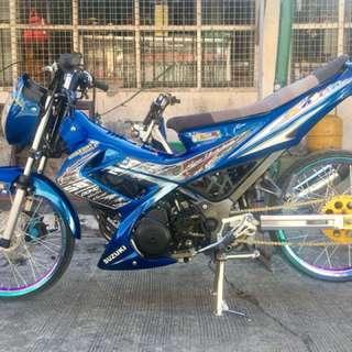 Suzuki Raider 150 New Breed,
