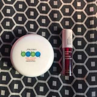 Shiseido Baby Powder Bundle