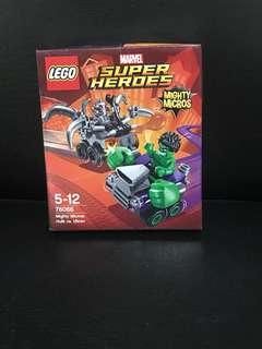 Lego 76066 Hulk vs Ultron