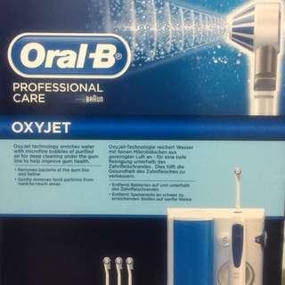Oral B OxyJet 水療潔齒器