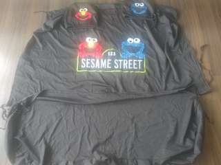 Sesame Street Car Cushion Cover