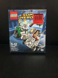 Lego 76070 Wonder Woman vs Doomsday