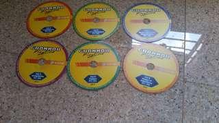 GRAMMAR ENGLISH CD
