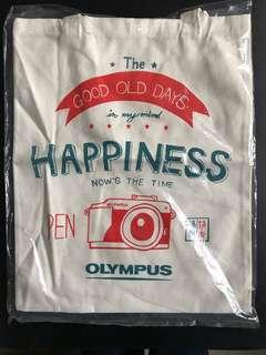 Olympus 環保布袋