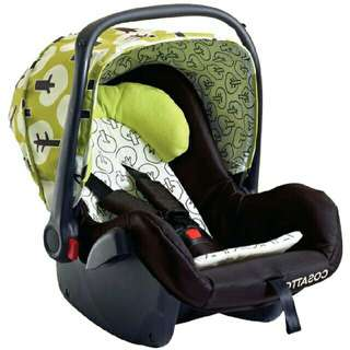 Authentic Cosatto infant Baby Car Seat carrier rocker