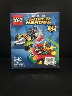 Lego 76062 Robin vs Bane