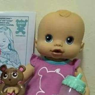 2009 Baby Alive Whoopsie Doo
