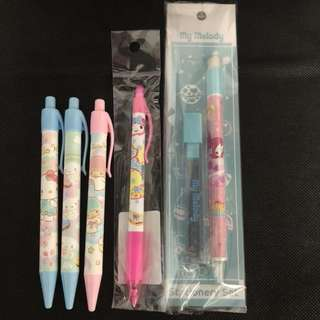 Last SET Sanrio Mechanical Pencil