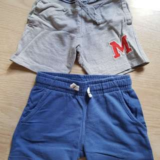 Mothercare &Carters short