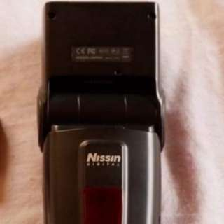 Nissin Flash Speed Light