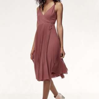 Price drop: Beaune Dress Aritzia Wilfred