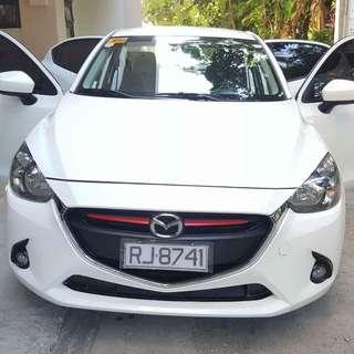 Mazda 2 Skyactiv V automatic sport mode