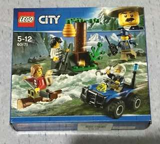 Lego 60171 Mountain Fugitives