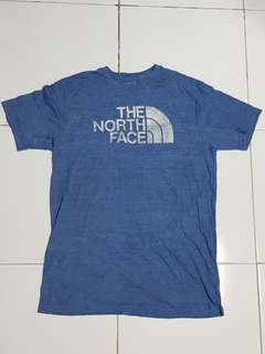 THE NORTH FACE tee's